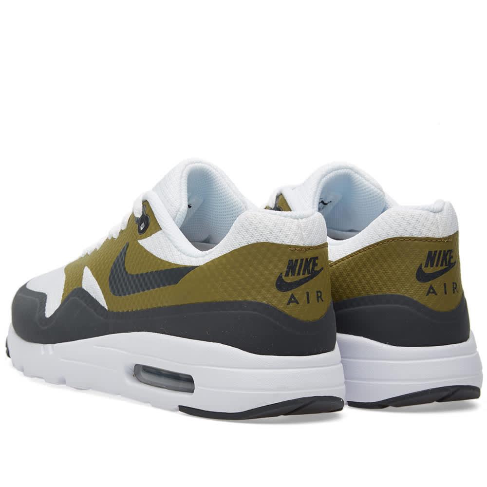 Nike Air Max 1 Ultra Essential Black Black 819476 001