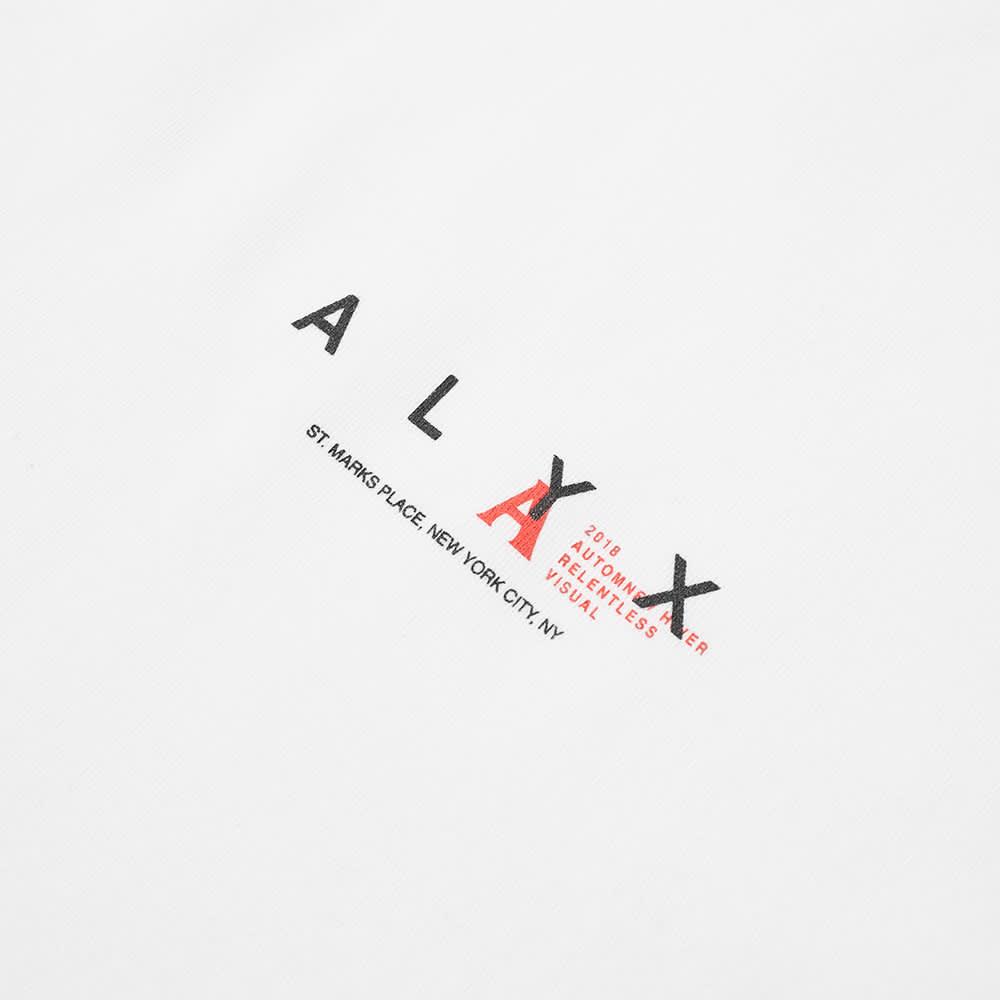 1017 ALYX 9SM Logo Tee - White