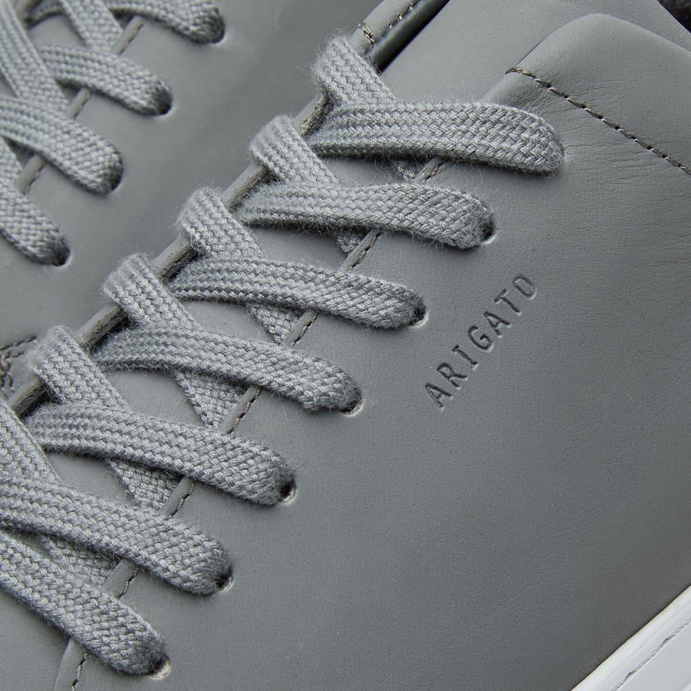 Axel Arigato Clean 360 Sneaker - Dark Grey Matte Leather