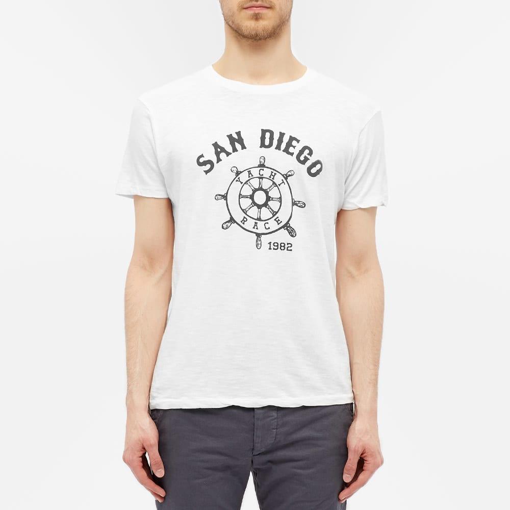 Velva Sheen San Diego Tee - White
