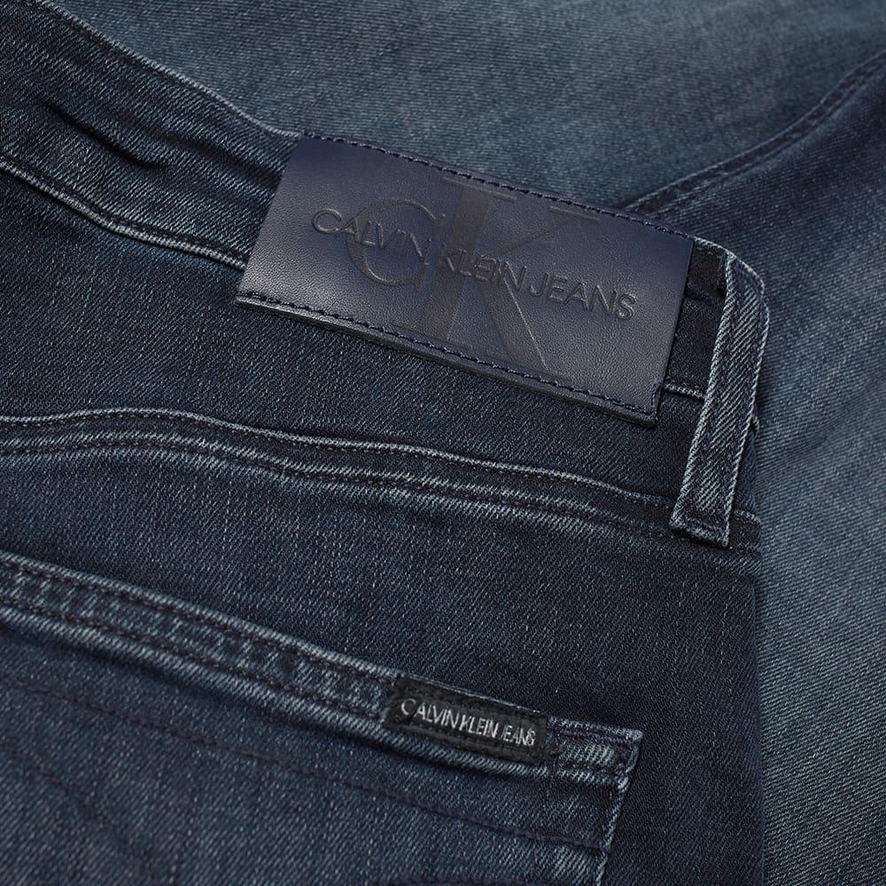 Calvin Klein Slim Tapered Jean - Dark Blue
