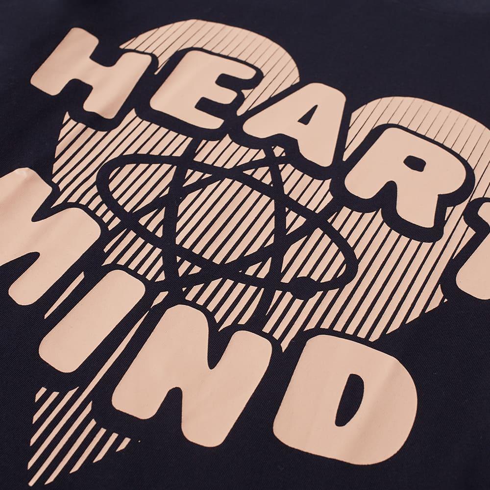 Billionaire Boys Club Heart & Mind Tee - Navy