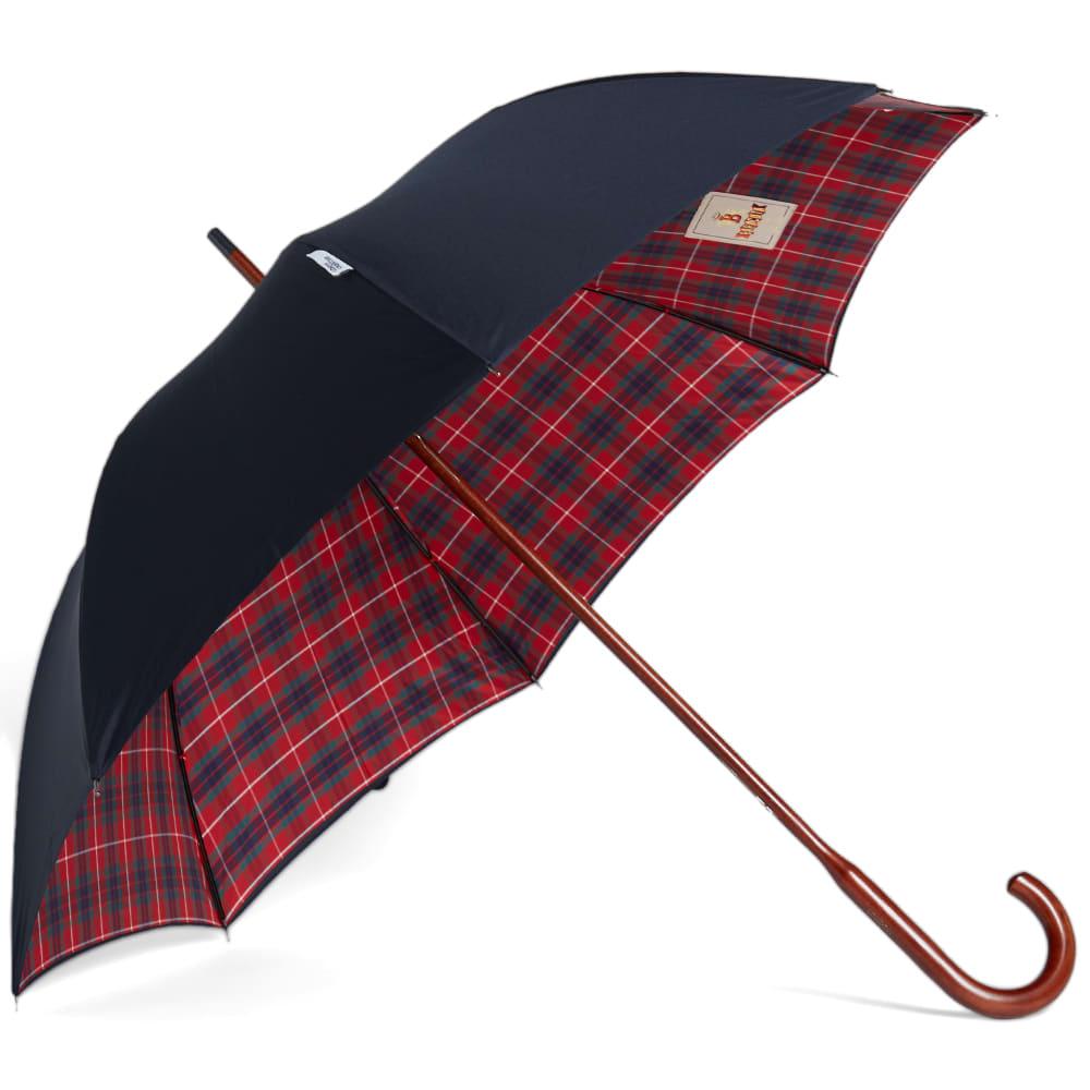 London Undercover x Baracuta Classic Double Layer Umbrella - Navy G9