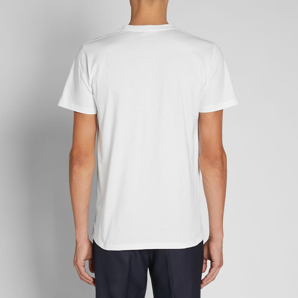 Norse Projects Niels Nærøyfjord Tee - White