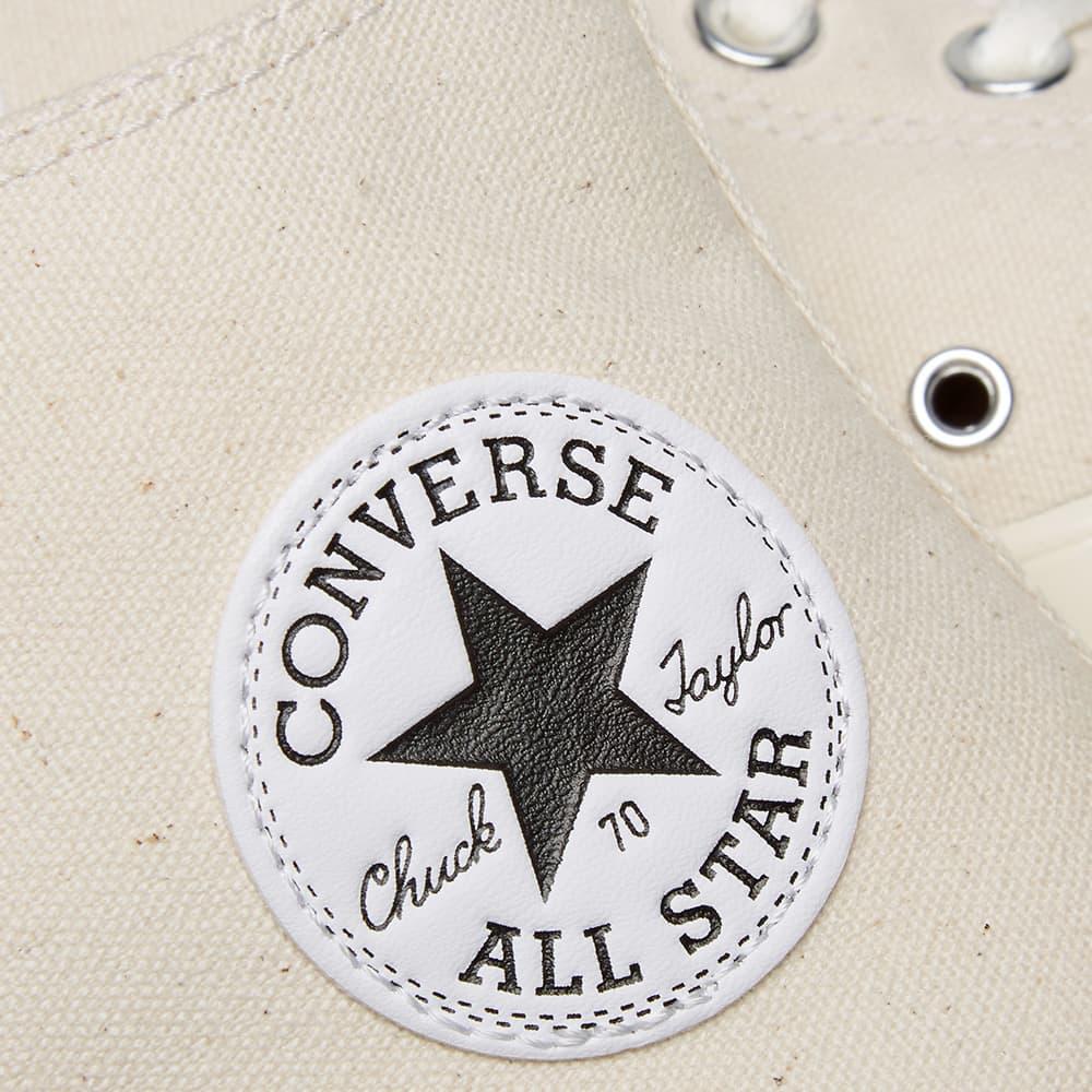 Converse Chuck Taylor 1970s Hi - Natural, Black & Egret