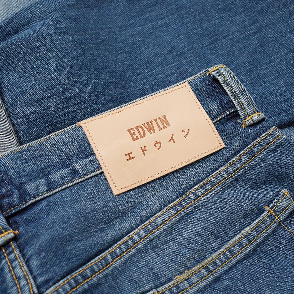 Edwin ED-80 Slim Tapered Jean - Naoki 12.6oz Yoshiko