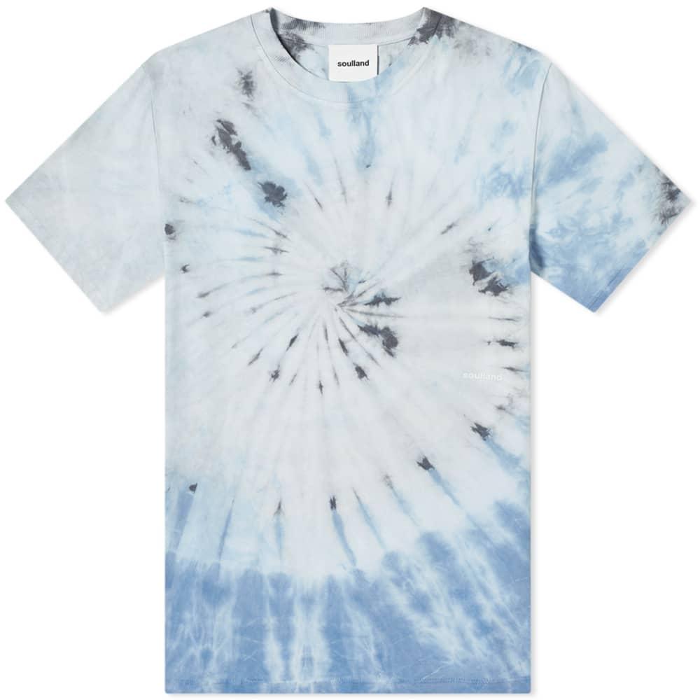 Soulland Karl Tee - Tie Dye