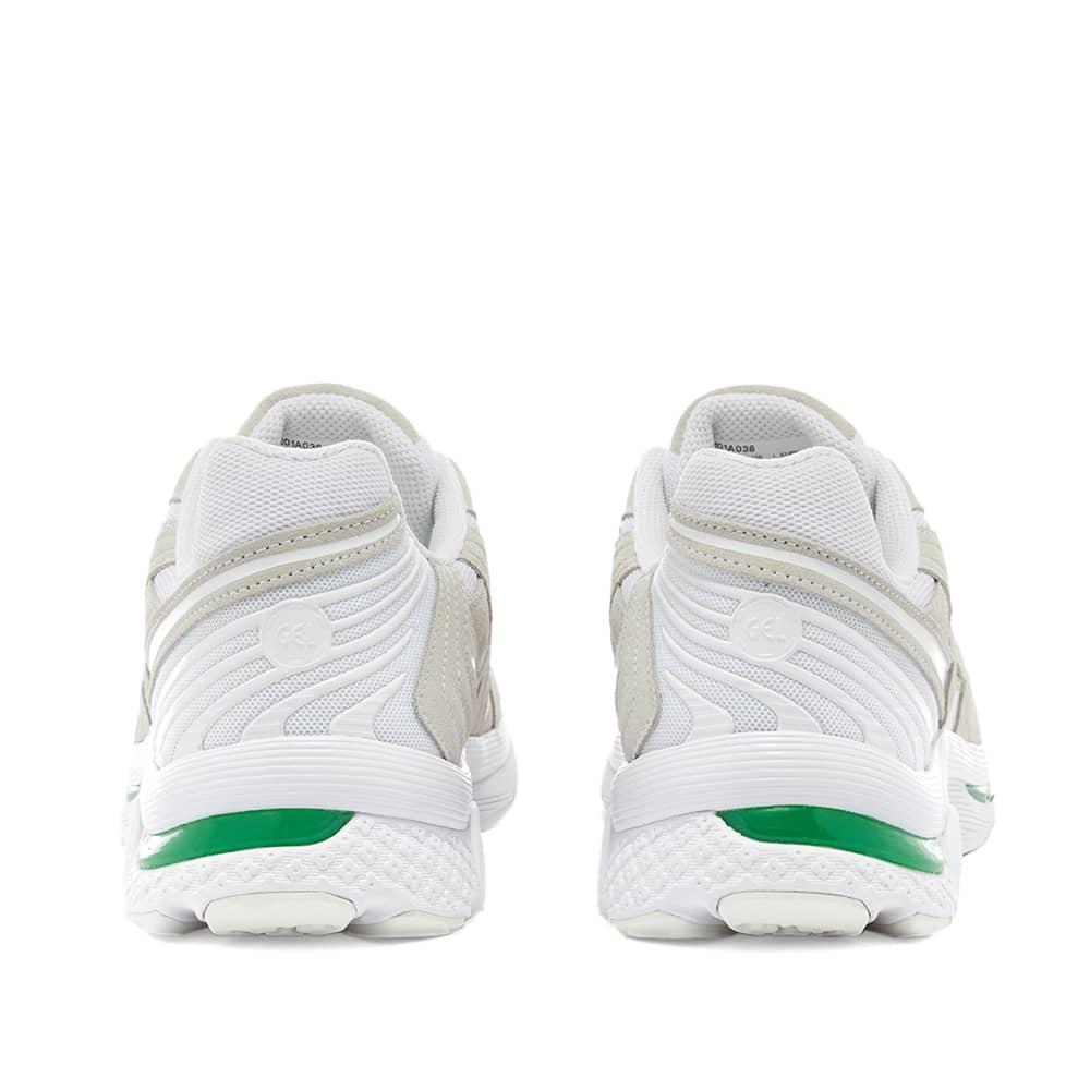 Asics Gel Kyrios - White & Green