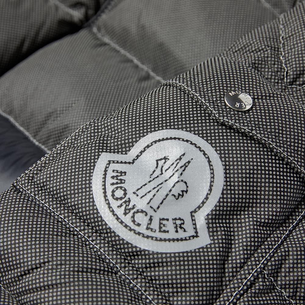 Moncler Genius x and wander 2-Tone Down Jacket - Black