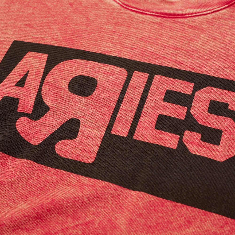 Vans Vault x Aries Crew Sweat - Red