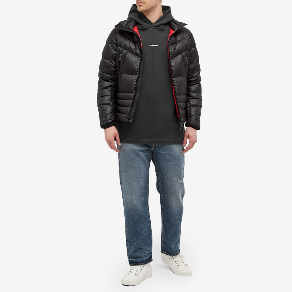 Moncler Grenoble Canmore Down Jacket - Black