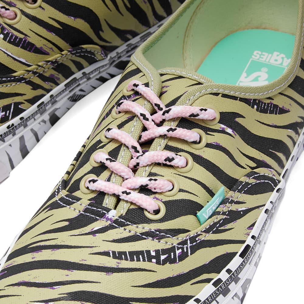 Vans Vault x Aries UA OG Authentic LX - Tiger Muted