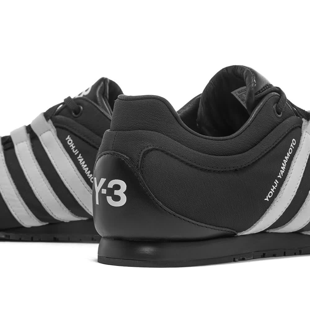 Y-3 Boxing - Black & Core White