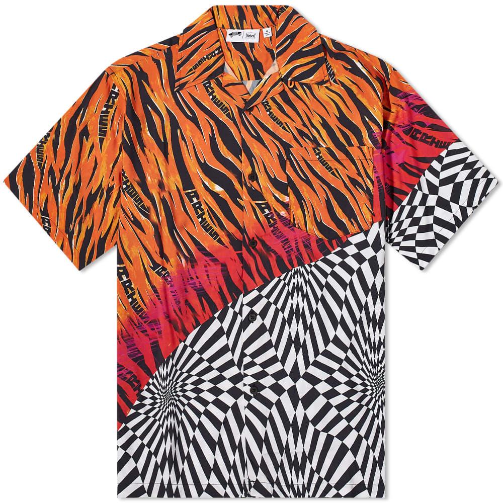 Vans Vault x Aries Shirt - Distorted Check
