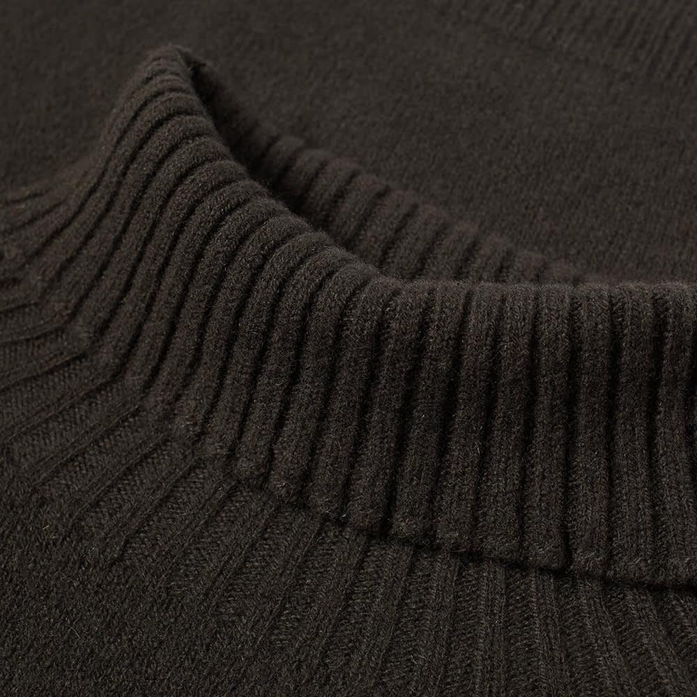 Margaret Howell Wide Roll Neck Knit - Assam