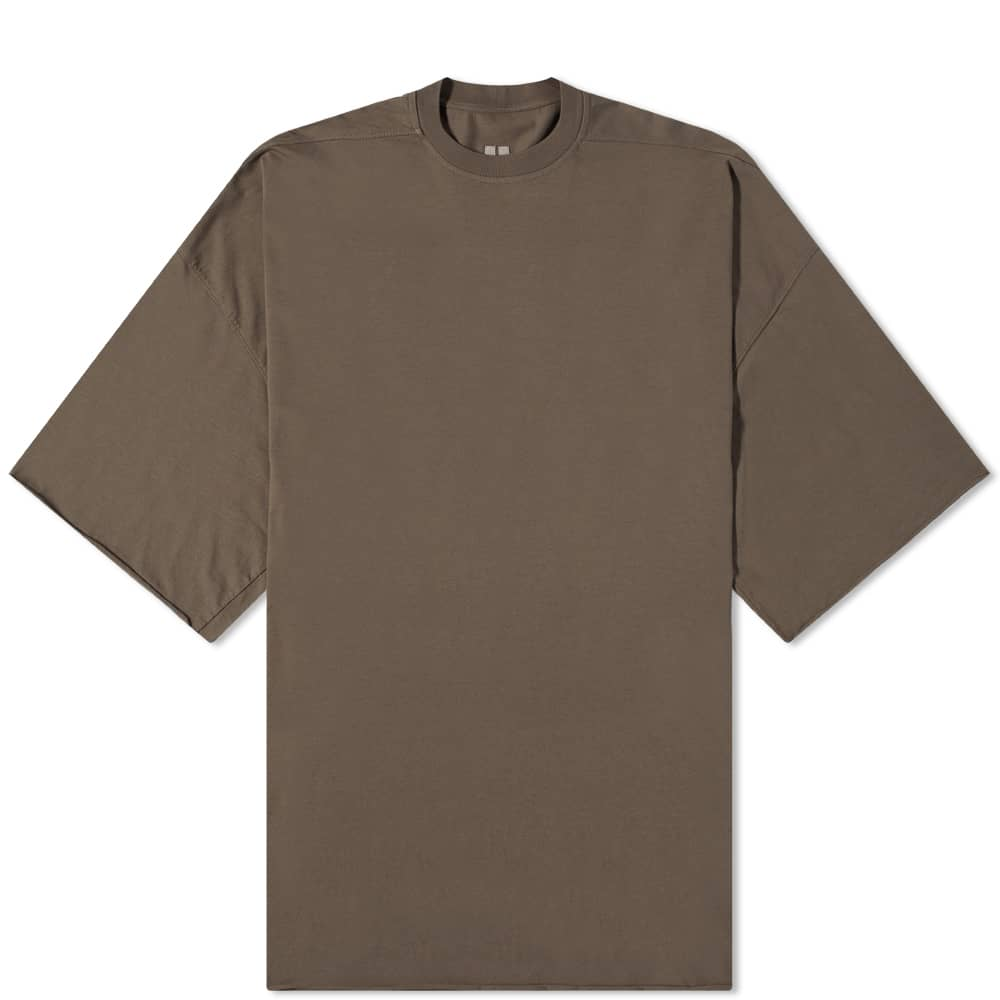 Rick Owens Tommy Oversized Tee - Dust