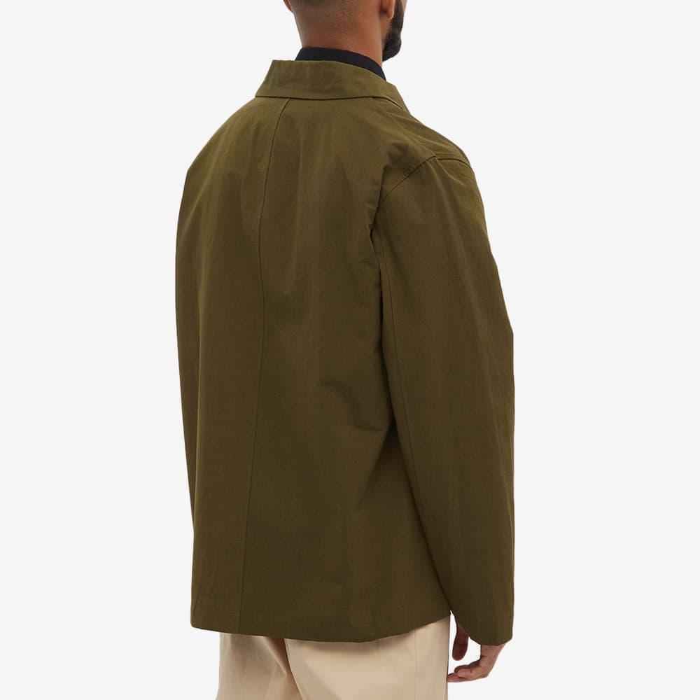 Margaret Howell Patch Pocket Overshirt - Olive
