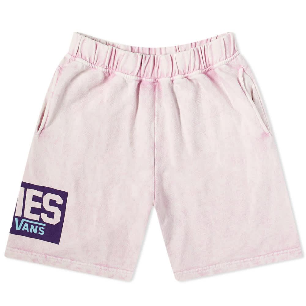 Vans Vault x Aries Fleece Short - Pink