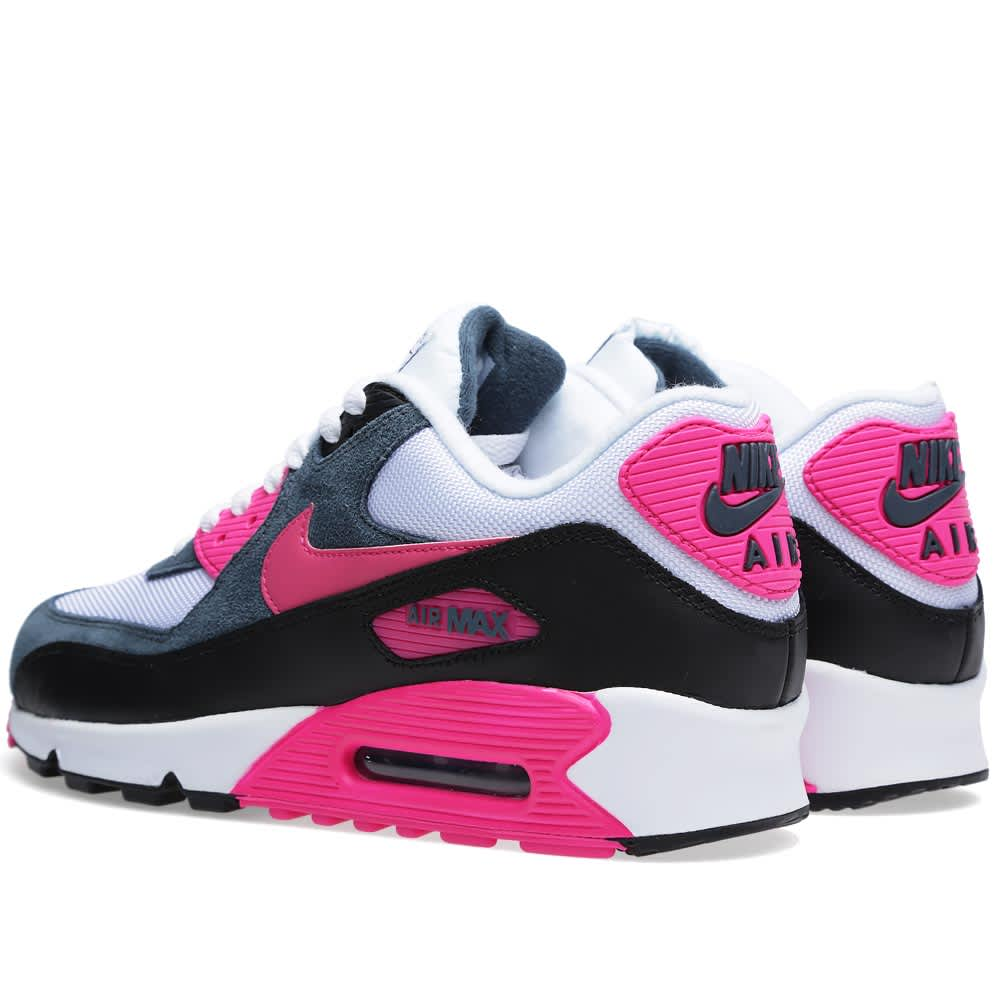 Neuropatia polso Manga  حفظ الصورة النمطية عيد الرعب nike air max 90 pink and black -  shooting-in-marrakech.com