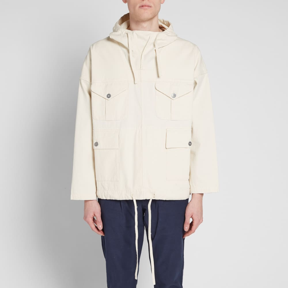 END. x Nigel Cabourn British Army Smock - Natural