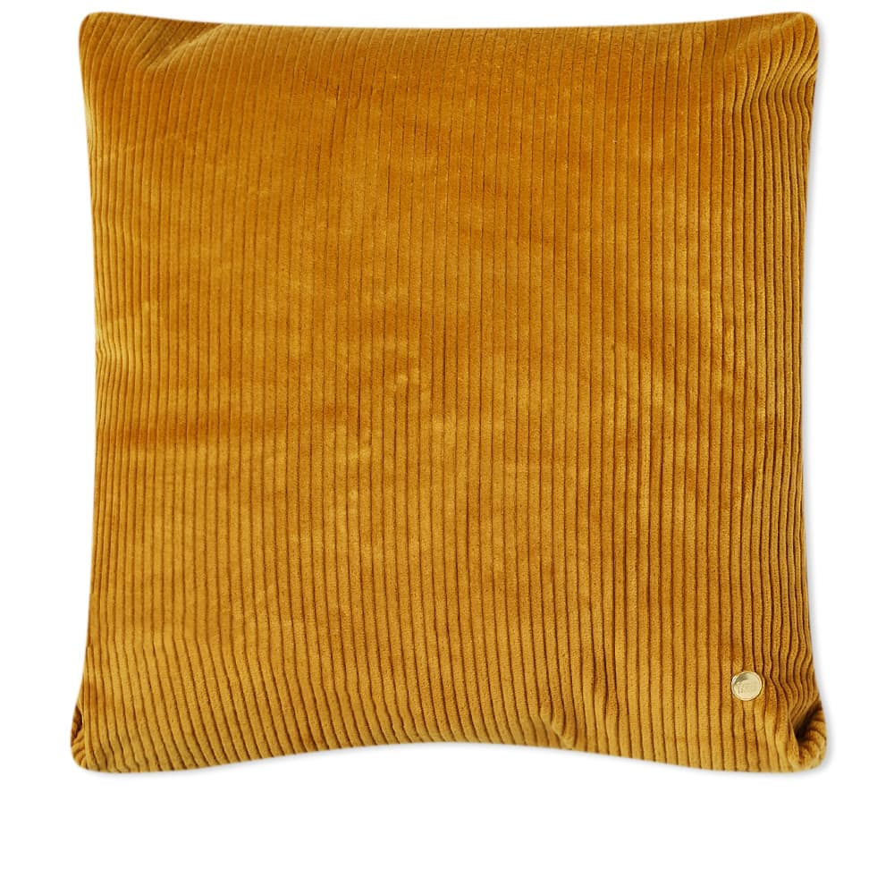 Ferm Living Corduroy Cushion - Mustard