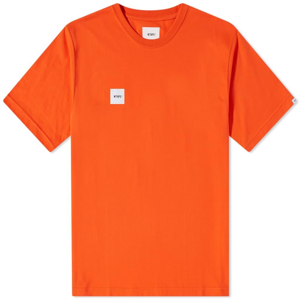 WTAPS Home Base Tee - Orange