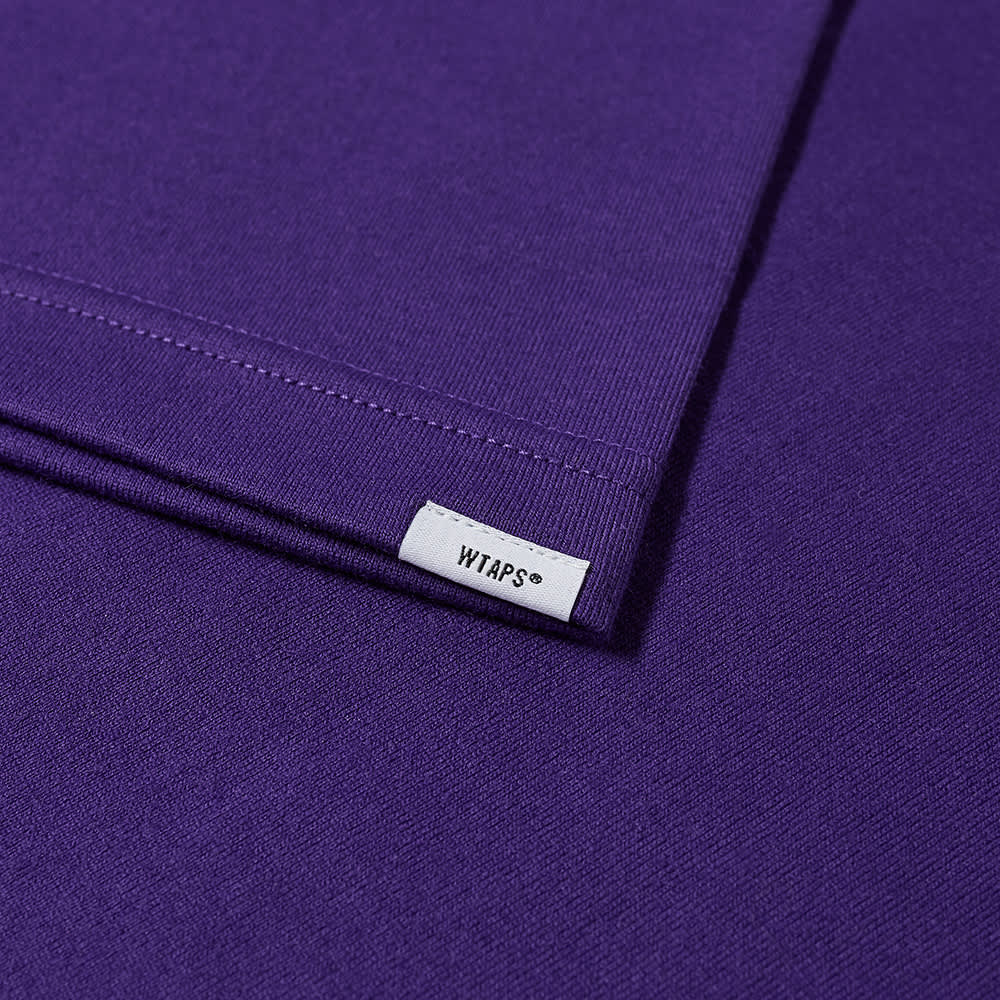 WTAPS Home Base Tee - Purple