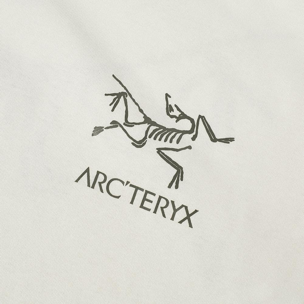 Arc'teryx System A Copal Bird Tee - Chalk