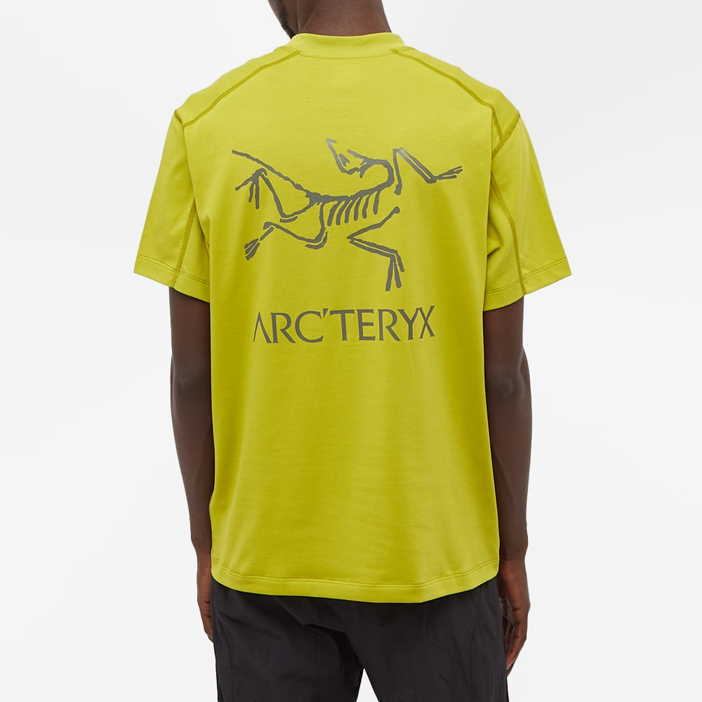Arc'teryx System A Copal Bird Tee - Terrarium