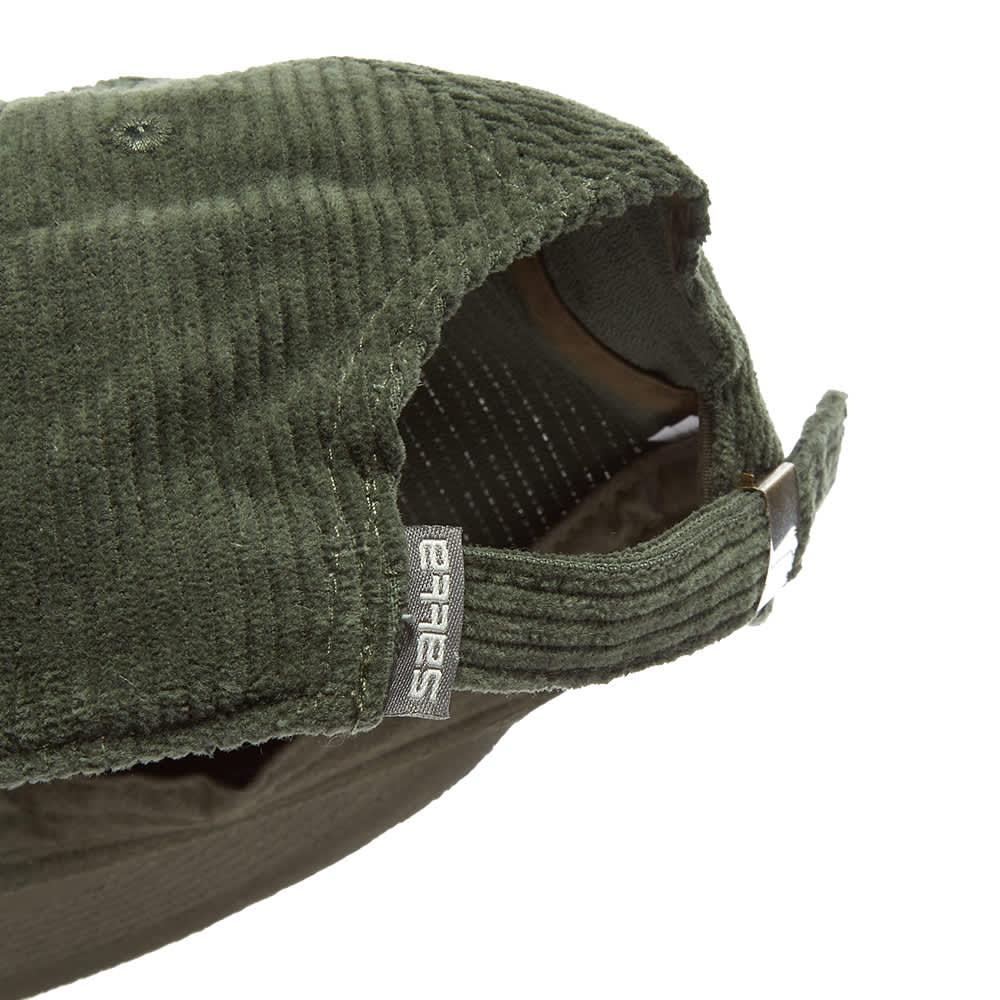 Satta Cord Cap - Emerald Green