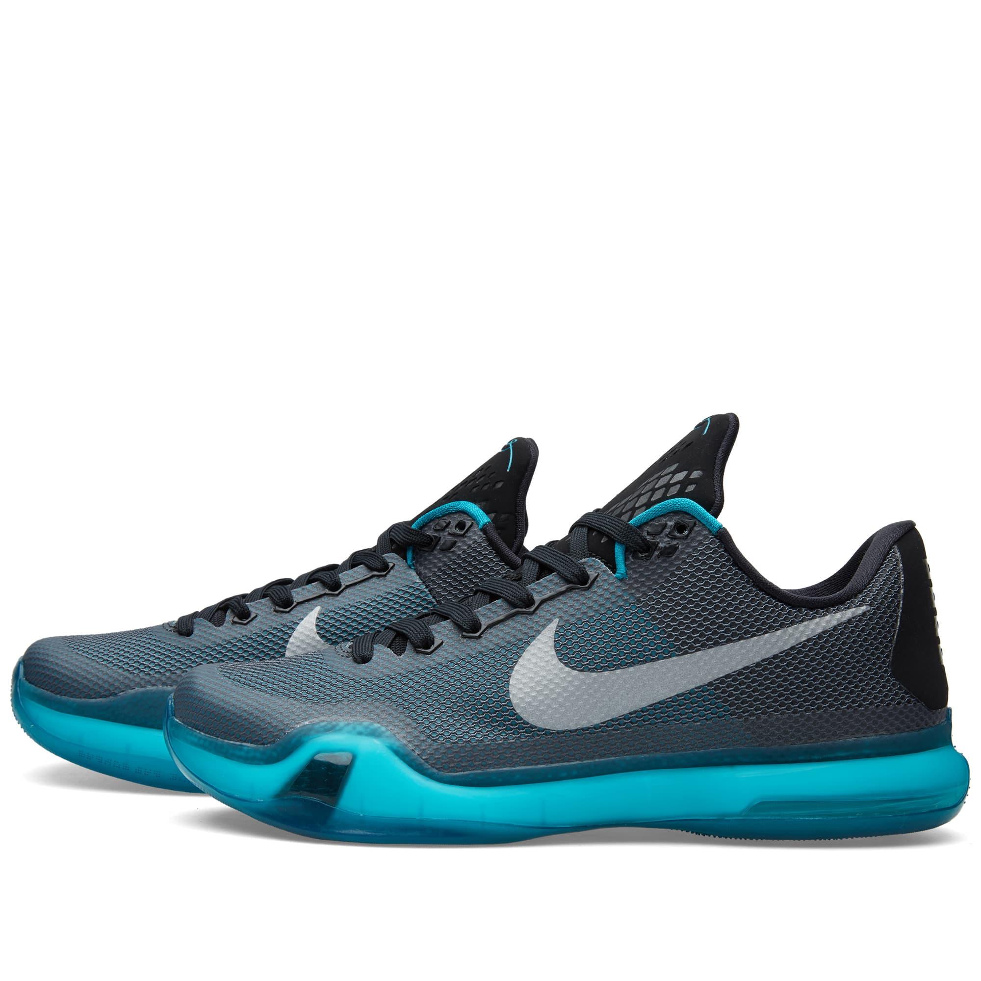Nike Kobe X 'Liberty' Black | END.