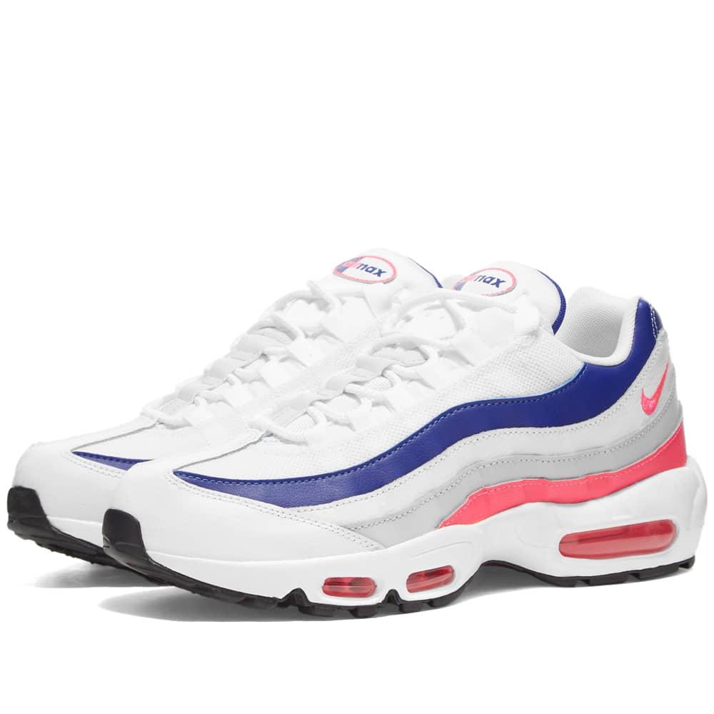 Nike Air Max 95 W White, Pink