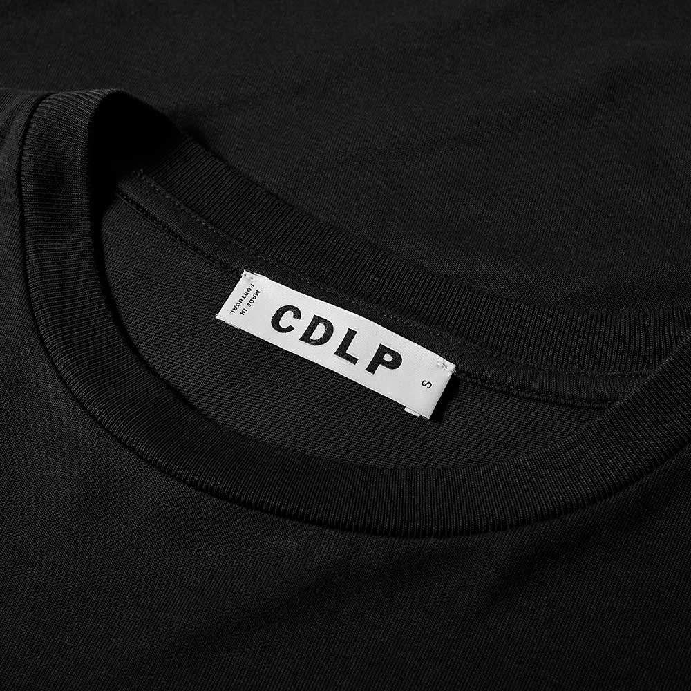 CDLP Crew Tee - Black