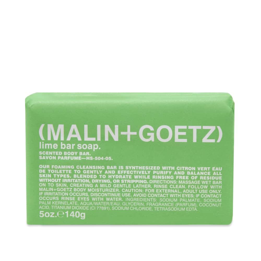 Malin + Goetz Lime Soap Bar - 140g