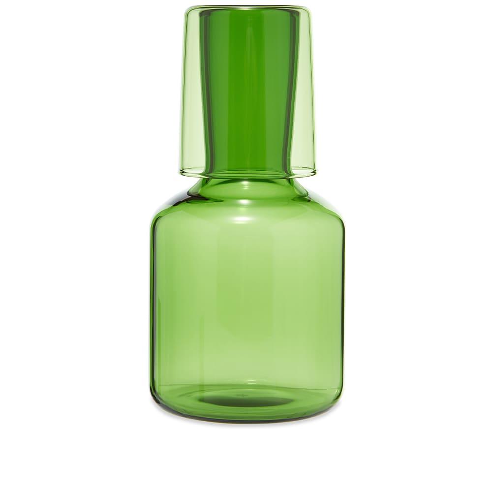 Maison Balzac J'ai Soif Carafe Set - Green