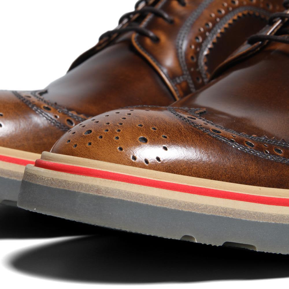 Paul Smith Grand Shoe - Tan Indios