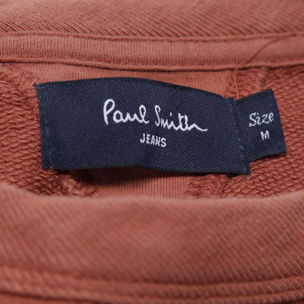 Paul Smith Zebra Sweatshirt - Rust