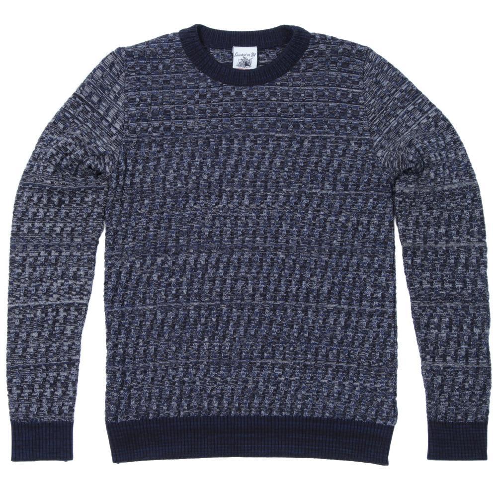 S.N.S Herning Emergent Sweater - Dark Blue