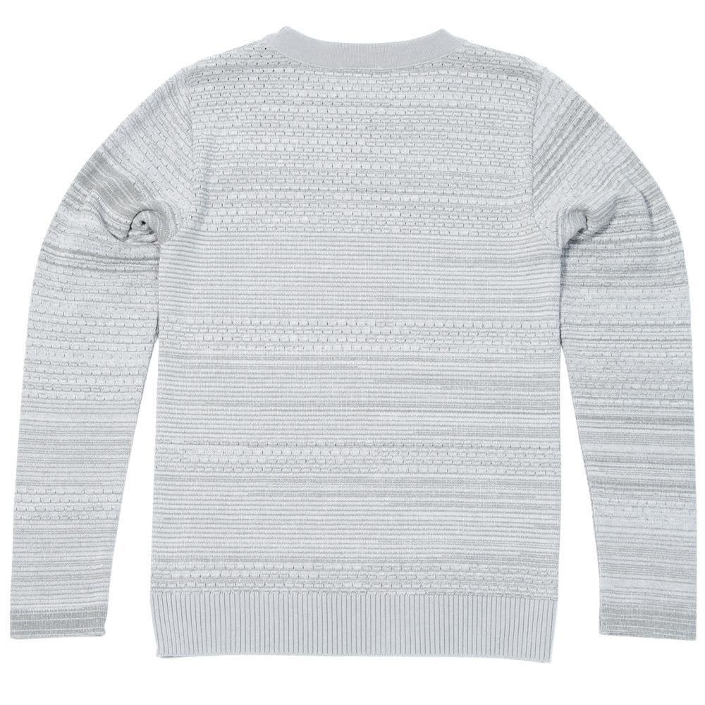 S.N.S Herning Trope Sweater - Grey Melange
