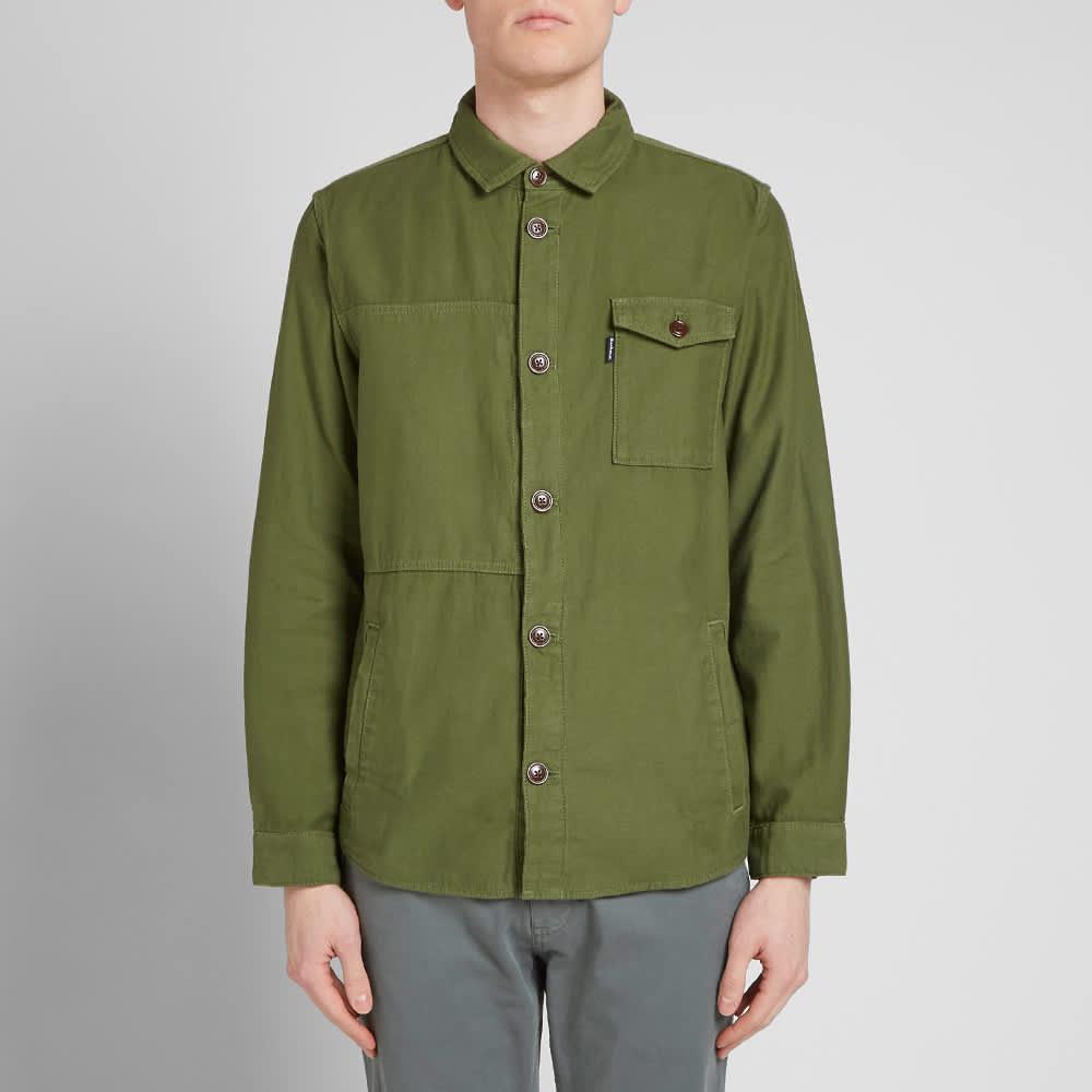 barbour seaton overshirt