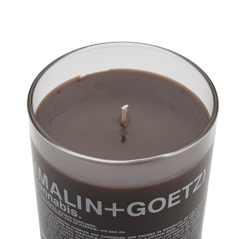 Malin + Goetz Table Candle - Cannabis 260g