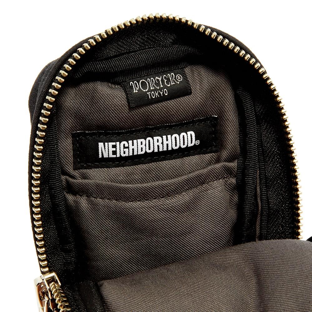 Neighborhood x Porter NHPT Multi Pouch - Black