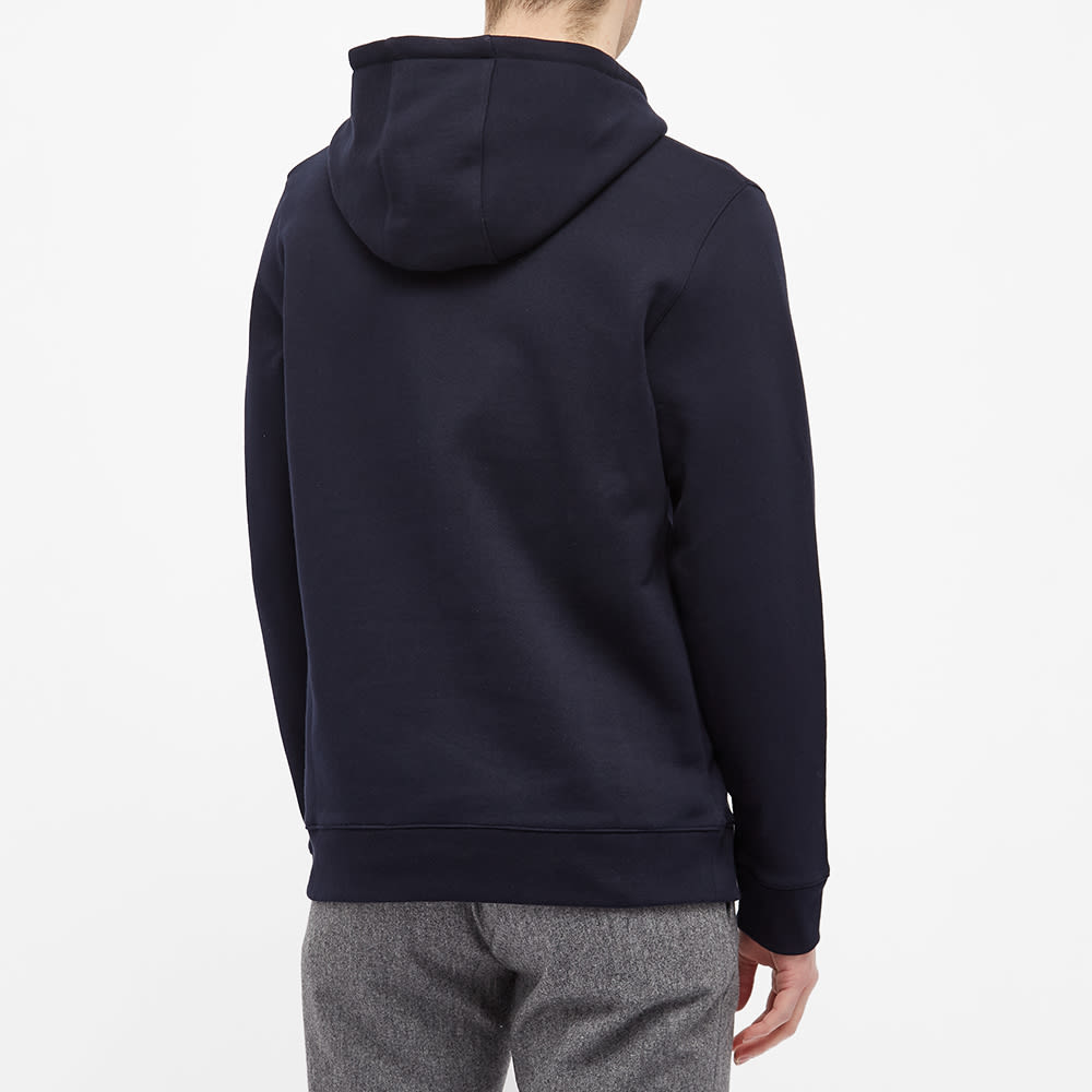 Norse Projects Vagn NP Logo Hoody - END. Exclusive - Dark Navy
