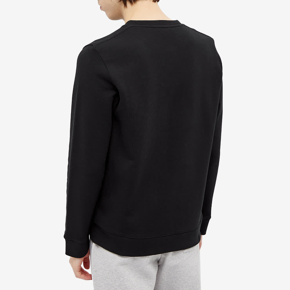 Norse Projects Vagn NP Logo Crew Sweat - END. Exclusive - Black