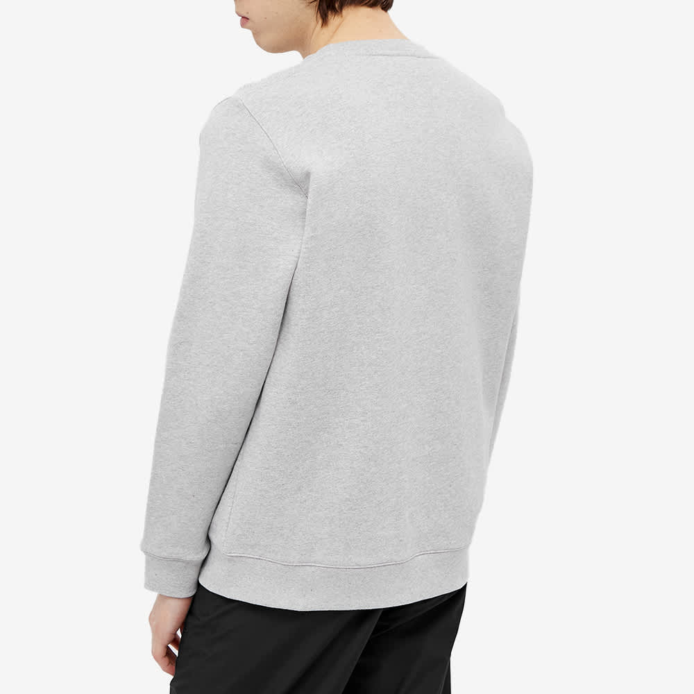 Norse Projects Vagn Classic Crew Sweat - Light Grey Melange