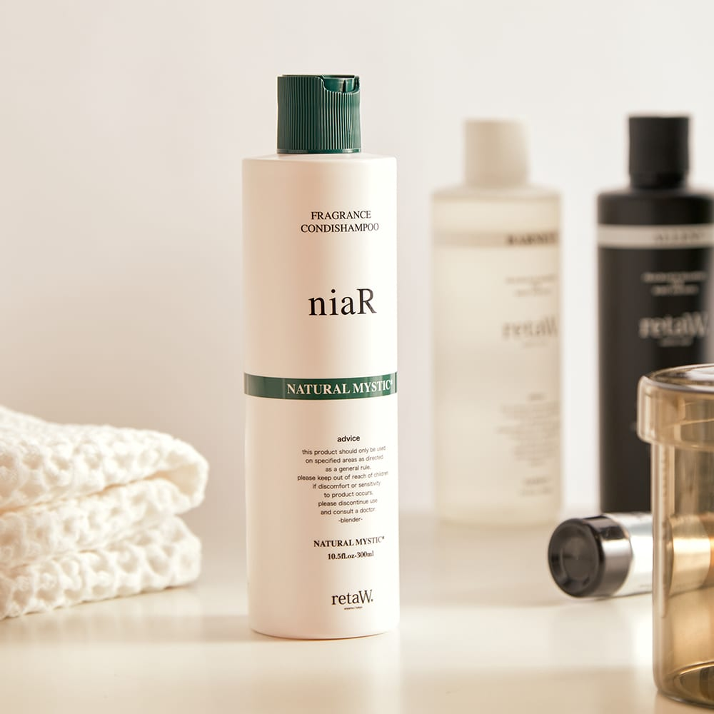 retaW Fragrance Hair Condishampoo - Natural Mystic*