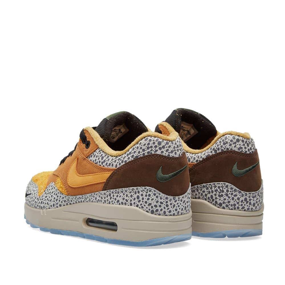 Nike Air Max 1 Premium Safari 'Kumquat' | More Sneakers