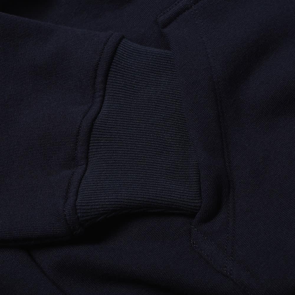 424 Logo Hoody - Blue
