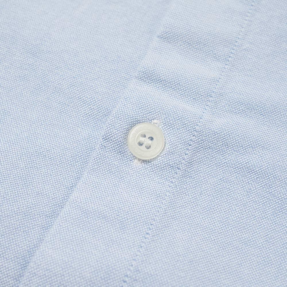 Wood Wood Ted Oxford Shirt - Light Blue