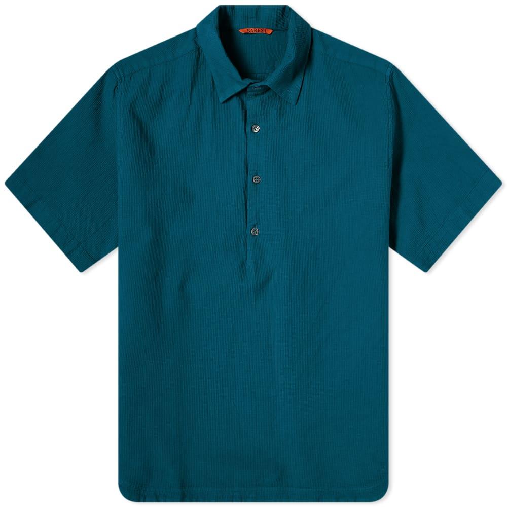 Barena Vacation Shirt - Petrol